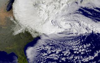 Hurricane Sandy Emergency Alert