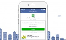 Facebook has added Safety Check, social media emergency alerts